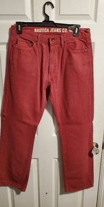 Nautica Relaxed fit Jean's,